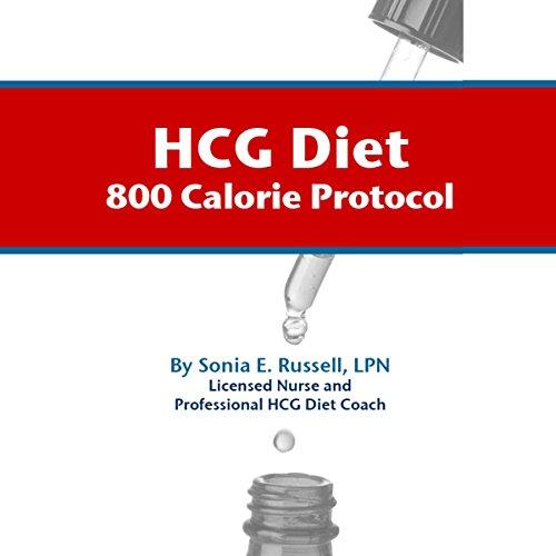 HCG Diet 800-Calorie Protocol Titelbild