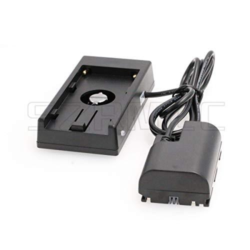 SZRMCC NP-F970 - Batería para cámara Canon 5D2 5D3 5D4 6D 6D2...