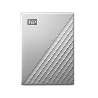 WD5TB MyPassportUltrafor Mac Silver Portable External Hard Drive, USB-C - WDBPMV0050BSL-WESN (B07WZYM7RQ)   Amazon price tracker / tracking, Amazon price history charts, Amazon price watches, Amazon price drop alerts