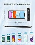 Zoom IMG-1 mpow custodia impermeabile smartphone ipx8