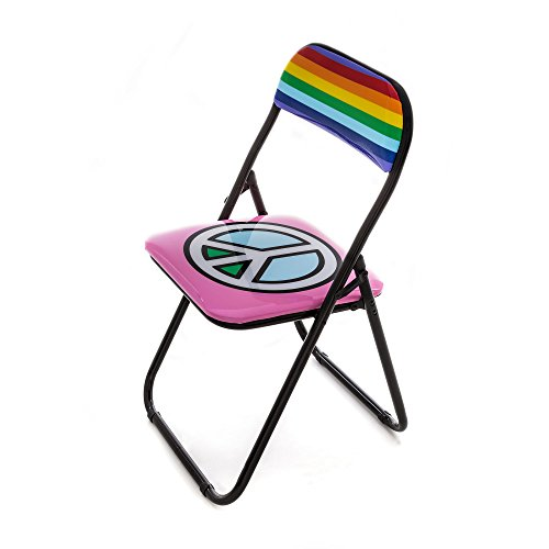 Seletti BLOW PEACE folding chair