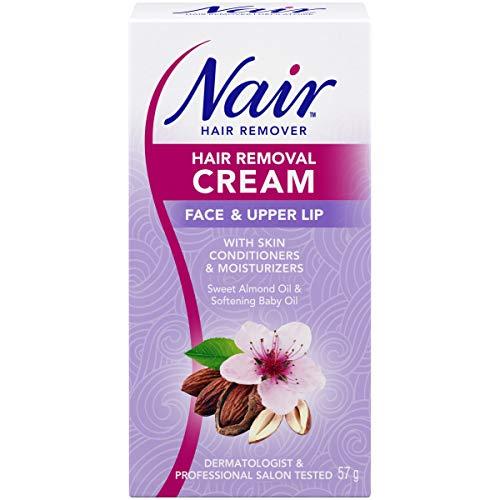 Nair Moisturizing Hair Removal Cream Face & Upper Lip 57g