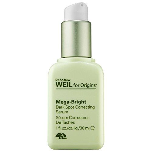 Dr. Andrew Weil for Mega-Bright Dark Spot Skin Tone Correcting Serum, 1 oz.