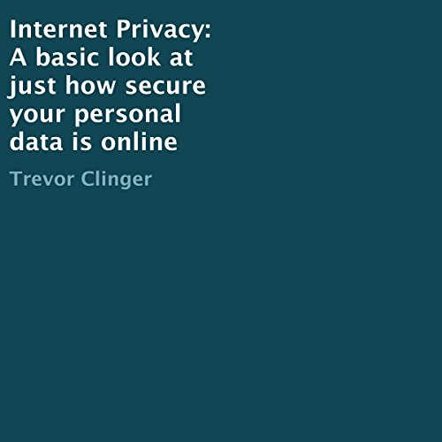 Internet Privacy audiobook cover art