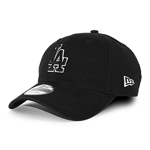 New Era Los Angeles Dodgers Core Classic Twill Black 9TWENTY Hat/Cap