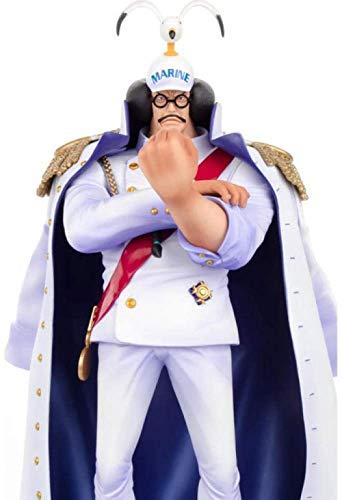 ZJZNB Anime Figur Modell Spielzeug Buddha Warring States Navy Hauptquartier Marschall Sengoku Ca. 27 cm