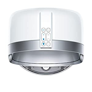 Dyson AM10 Humidifier, White/Silver