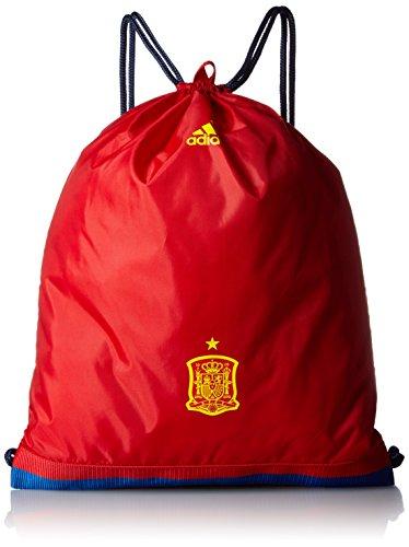adidas FEF Spain Bolso, Unisex Adulto, Rojo, NS