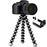 generic-Gorilla Tripod-Mini Tripod 13-inch for Mobile Phone with Holder for Mobile-Flexible Gorilla...