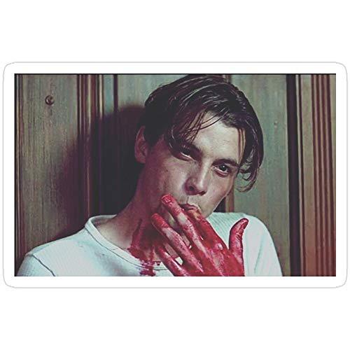 BreathNenStore 4055301994122 Billy Loomis Scream Finger Suck True Blood Sticker (3 Stück/Pack)