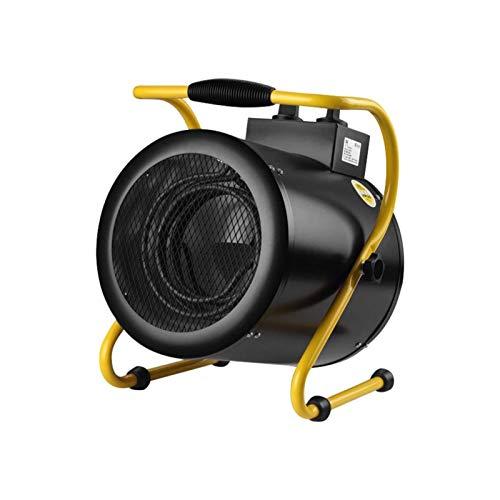 Calentador eléctrico, Calentador de ventilador Calentador industrial Calentador doméstico Ahorro de energía Alta potencia Ventilador caliente Baño Calefacción eléctrica Oficina Secado Mini calentador