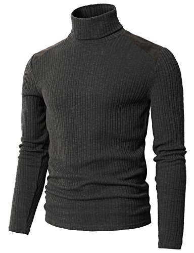 Turtleneck Wool Sweaters Men's