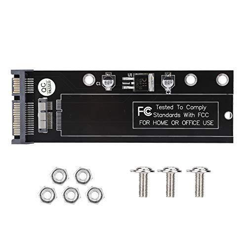 SSD adapterkaart, 12 + 6-pins naar 22-pins SATA harde schijf converter voor AIR 2010 A1370 A1369 MC503 MC504 MC505 MC506AIR 2011 A1370, computer converter adapterkaart