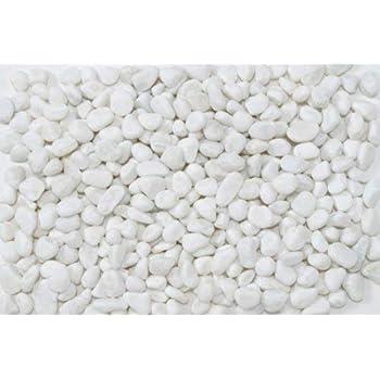白玉砂利 1袋20kg入り<玉砂利・国産・日本製> 4分(直径約13-15mm)