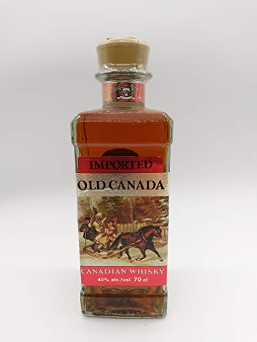 McGuinness Old Canada Whisky 1990s