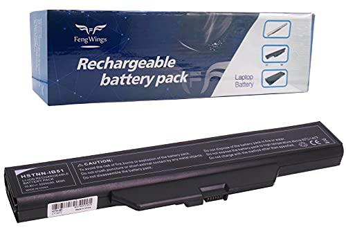 FengWings 10.8V 5200mAh HSTNN-IB51 HSHNN-IB52 HSTNN-FB51 HSTNN-FB52 451086-362 451086-121 HSTNN-OB51 batería de ordenador...