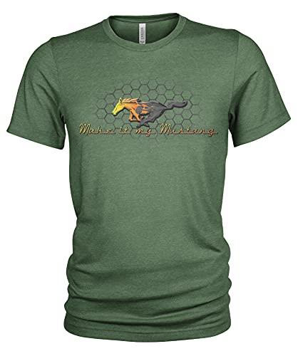 Herren Mustang Hertz T-Shirt...