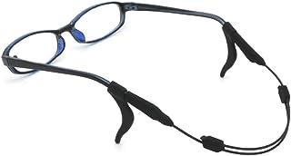 7c86ee0eb0 SUPVOX Gafas Holder Correa antideslizante Gafas Gafas Retenedores de cuello  Gafas de sol Gafas de sol