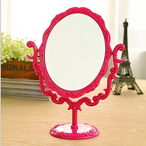 Espejo para maquillarse Rose de la Mariposa de Escritorio de Comestic del...