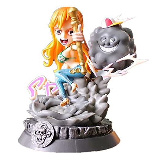 ioth Nami Figuras de acción de una Pieza Anime Hero Carácter Modelo Muñeco de Juguete Colección Decoración Regalo de cumpleaños 20cm