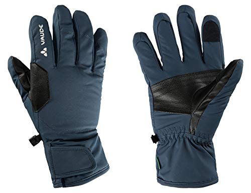 VAUDE Roga Gloves III Handschuhe, Steelblue, 6