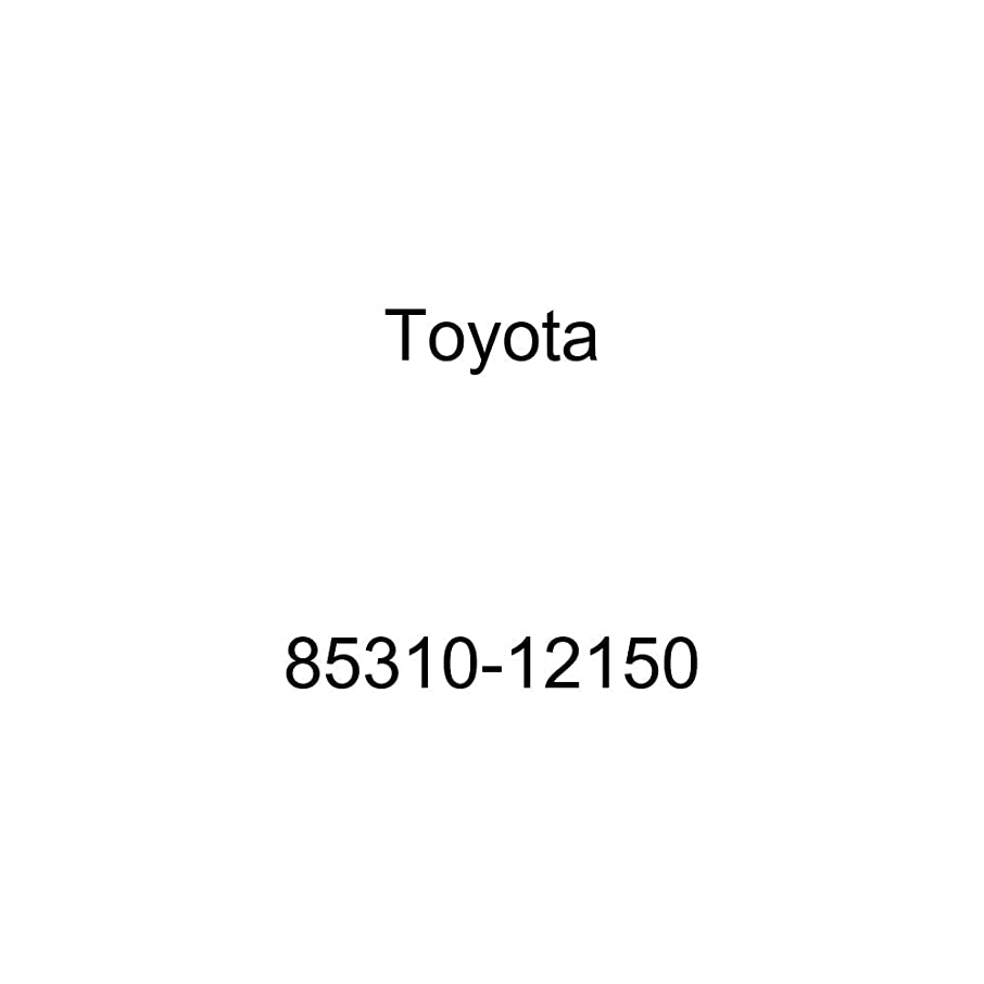 Toyota 85310-12150 Windshield Washer Motor and Pump Assembly