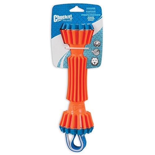 Chuckit! 33028 Rugged Bumper, Juguete para Perros Flotante y Muy Resistente