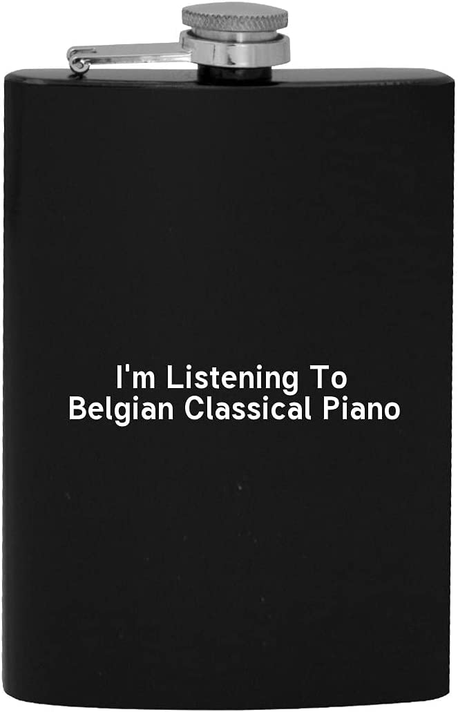 I'm Listening To Belgian Classical Piano - Max 43% OFF 8oz Alco Hip 4 years warranty Drinking