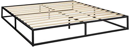 Zinus Joseph Modern Studio 10 Inch Platforma Low Profile Bed Frame / Mattress Foundation / Boxspring Optional / Wood slat support, King