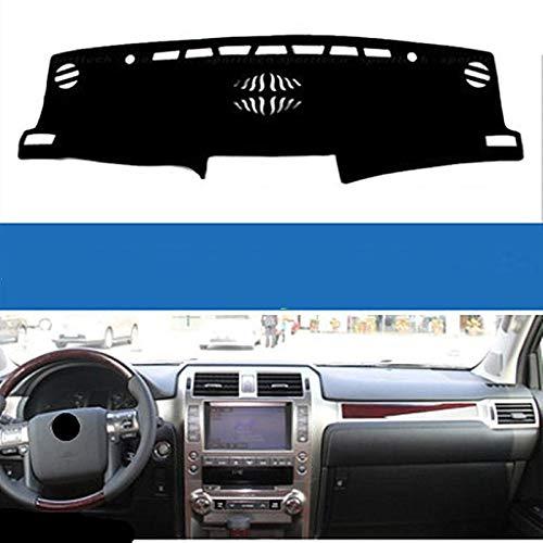 BAISHENG 1PC Car Dashboard Mats Cover Sun Shade Dashboard Cover, para Lexus GX460 400 2010-2014