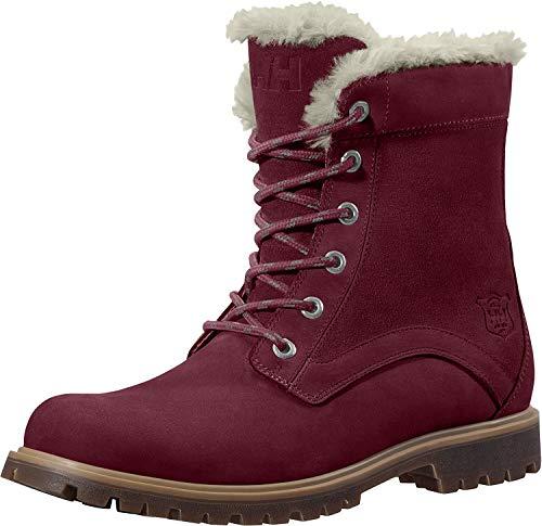 Helly Hansen Damskie buty zimowe W Marion, czerwony - Rot Port Natura Sperry Gum 117-38 EU