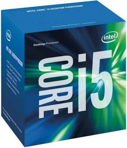 Intel 65W Core i5-7500 Kaby Lake Quad-Core 3.4 GHz LGA 1151 Desktop Processor Model BX80677I57500