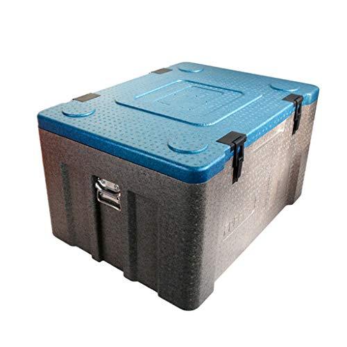 LIYANBWX Tragbare Kühl- und Wärmflasche für Kühl-/Gefrierschrank, 120 l Kapazität, für Camping, Grillabende, Outdoor-Aktivitäten