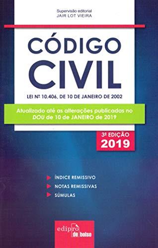 Código civil 2019 – Mini