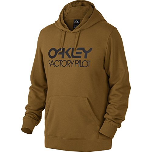 Oakley DWR FP P/o Hoodie Sweat-Shirt Homme, Burnished, FR : S (Taille Fabricant : S)