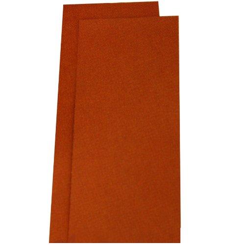 50 Blatt Trockenschleifpapier Körnung 120 Schleifpapier Rutscherpapier
