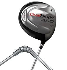 CORRECT BAD HABITS. Improve technique by identifying problem areas, so you can learn how to fix them. Practice with the DualHinge to correct your swing, improve consistency, distance, accuracy, and ball flight. Once your swinging like the pro's, the ...
