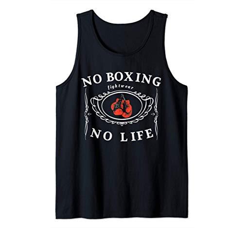 No Boxing No Life Boxen Boxsport...