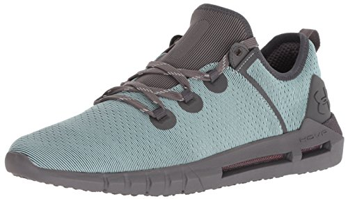 Under Armour Men's HOVR SLK Sneaker, Charcoal (103)/Basel Blue, 13