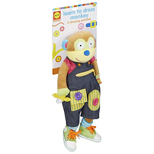 Product Image of the ALEX Discover Monkey