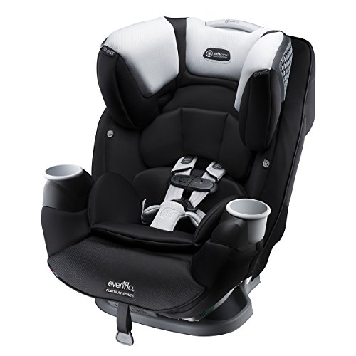 Amazing Deal Evenflo SafeMax Platinum All-in-One Convertible Car Seat, Madalynn