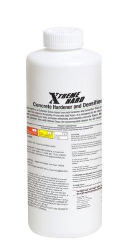 Xtreme Hard Collidal Silica Concrete Densifier Hardener Concentrate (32oz) Makes 1 Gallon 500 Sq ft Coverage
