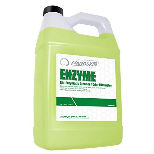 Nanoskin Enzyme Bio-Enzymatic Cleaner/Odor Eliminator [NA-EZM128], 1 Gallons