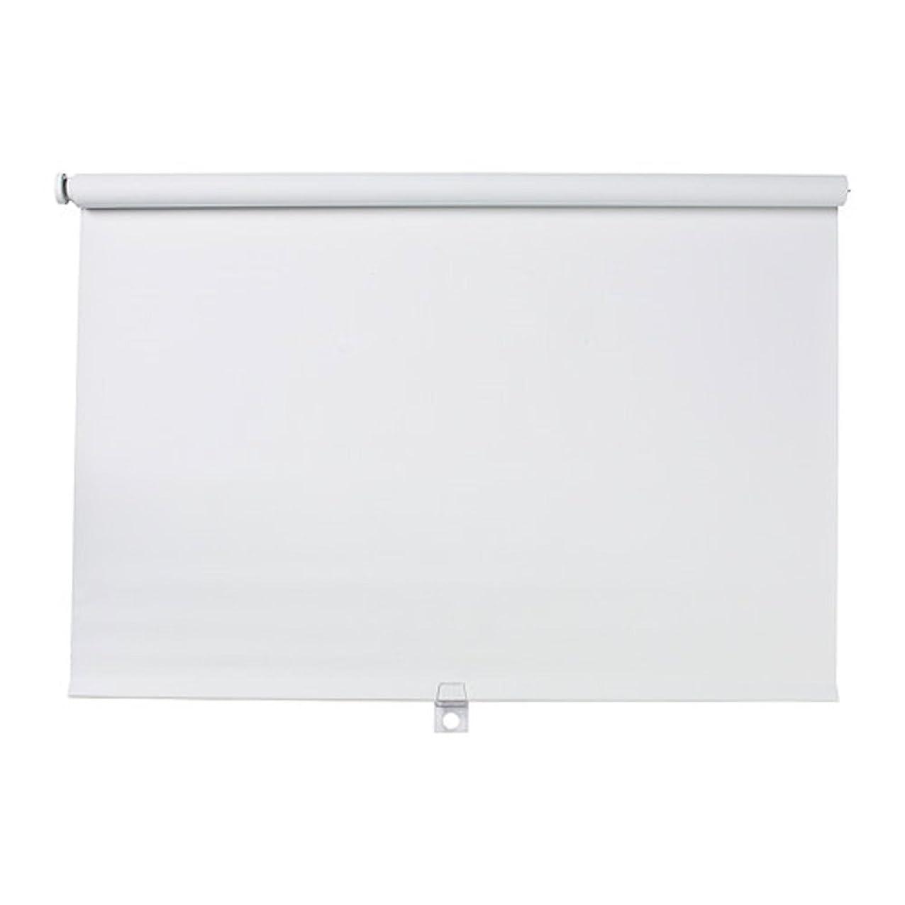 忍耐パラシュートリーフレットIKEA/イケア TUPPLUR:遮光ローラーブラインド160×195cm ホワイト (503.493.09)