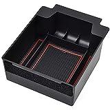 Mittelkonsole für Ateca, OTUAYAUTO Handschuhfach Armlehne Aufbewahrungsbox Center Console Armrest Storage Box Innen