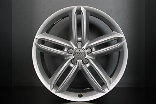 Original Audi A6 S6 4G 4G9 Allroad S-Line Felgen Satz 4G9601025G 20 Zoll 1239-A3