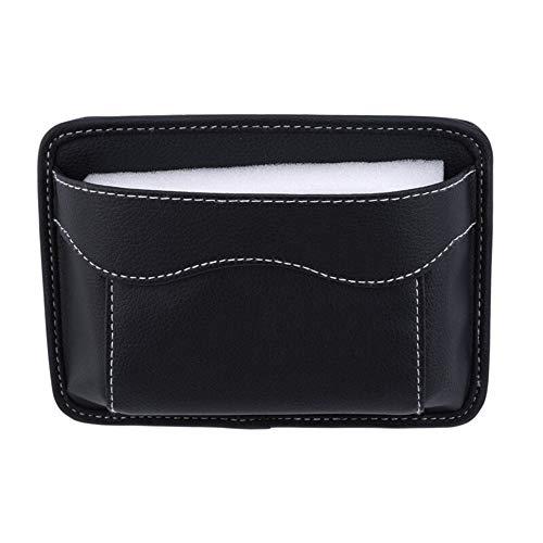 Lobboy Auto Multifunktionsauto-Beutel-Taschen Car-Aufbewahrungsbehälter Beutel sammelt for Karten-Handy Sticky Bag Innenausstattung (Size : Black)