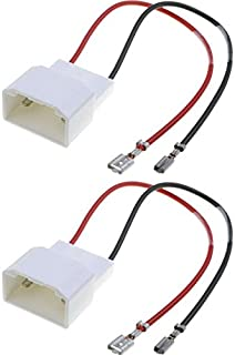 Sound Way 2/x Cables adaptadores Enchufe para Altavoces Altavoz para Mercedes ah-17