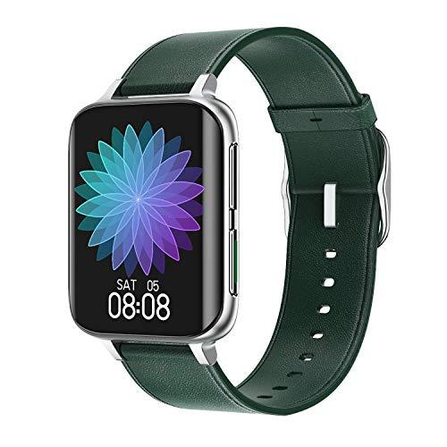 RIGHT TECHNOLOGY APOLLY 5 Smartwatch,1.78 Zoll Touch-Farbdisplay. Fitness Armbanduhr mit Pulsuhr Fitness Tracker Wasserdicht Sportuhr mit Schrittzähler,Schlafmonitor für Damen Herren IOS/Android