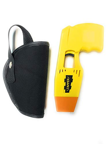 ZAPPER Toy with Holster (Yellow)